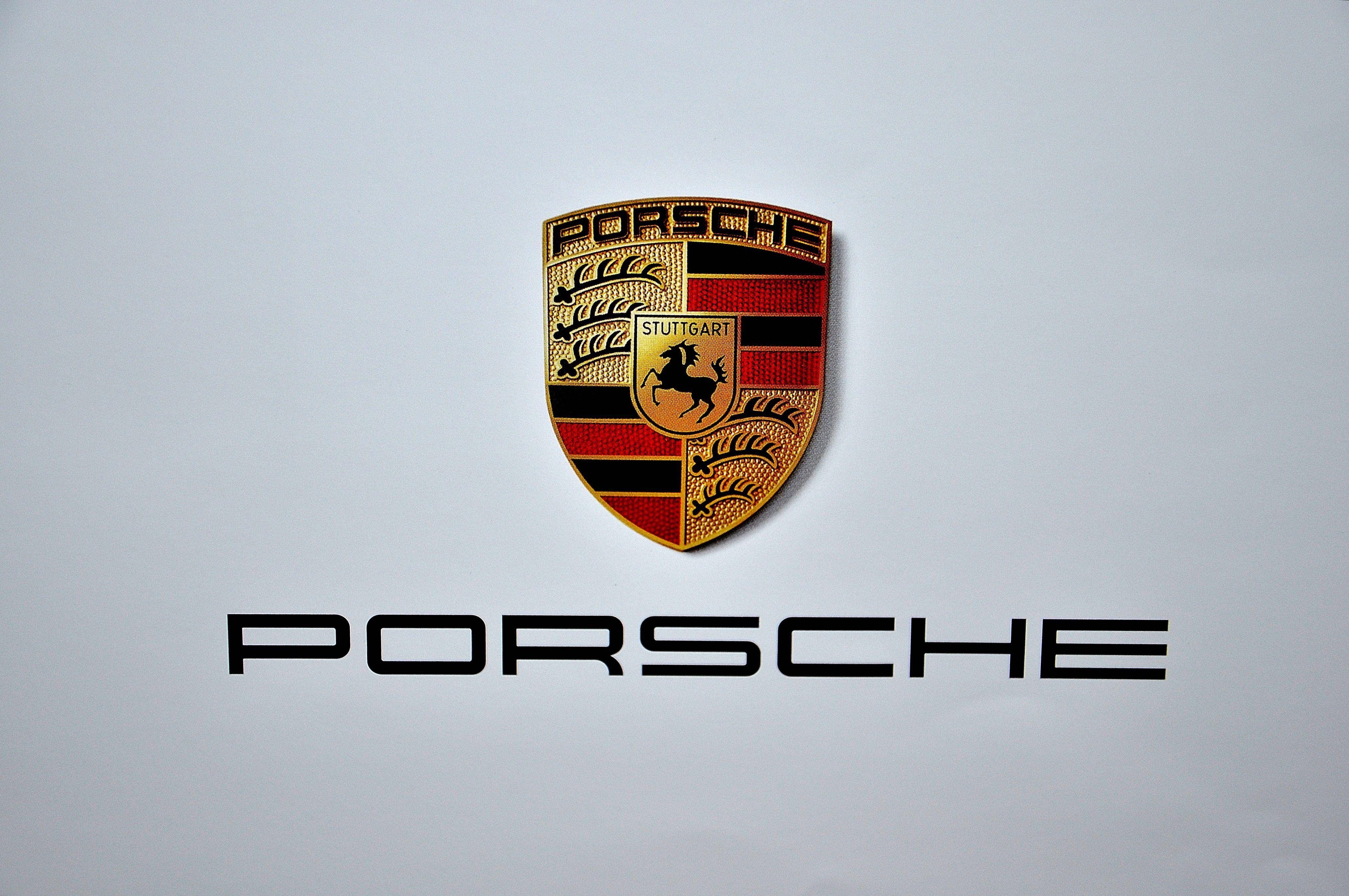 15866 Porsche Logo Wallpaper for Home   WalOpscom 4116x2734