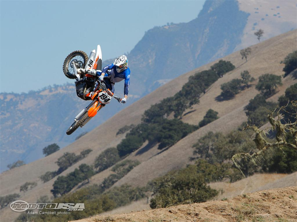 KTM Dirt Bike Wallpapers   Motorcycle USA 1024x768
