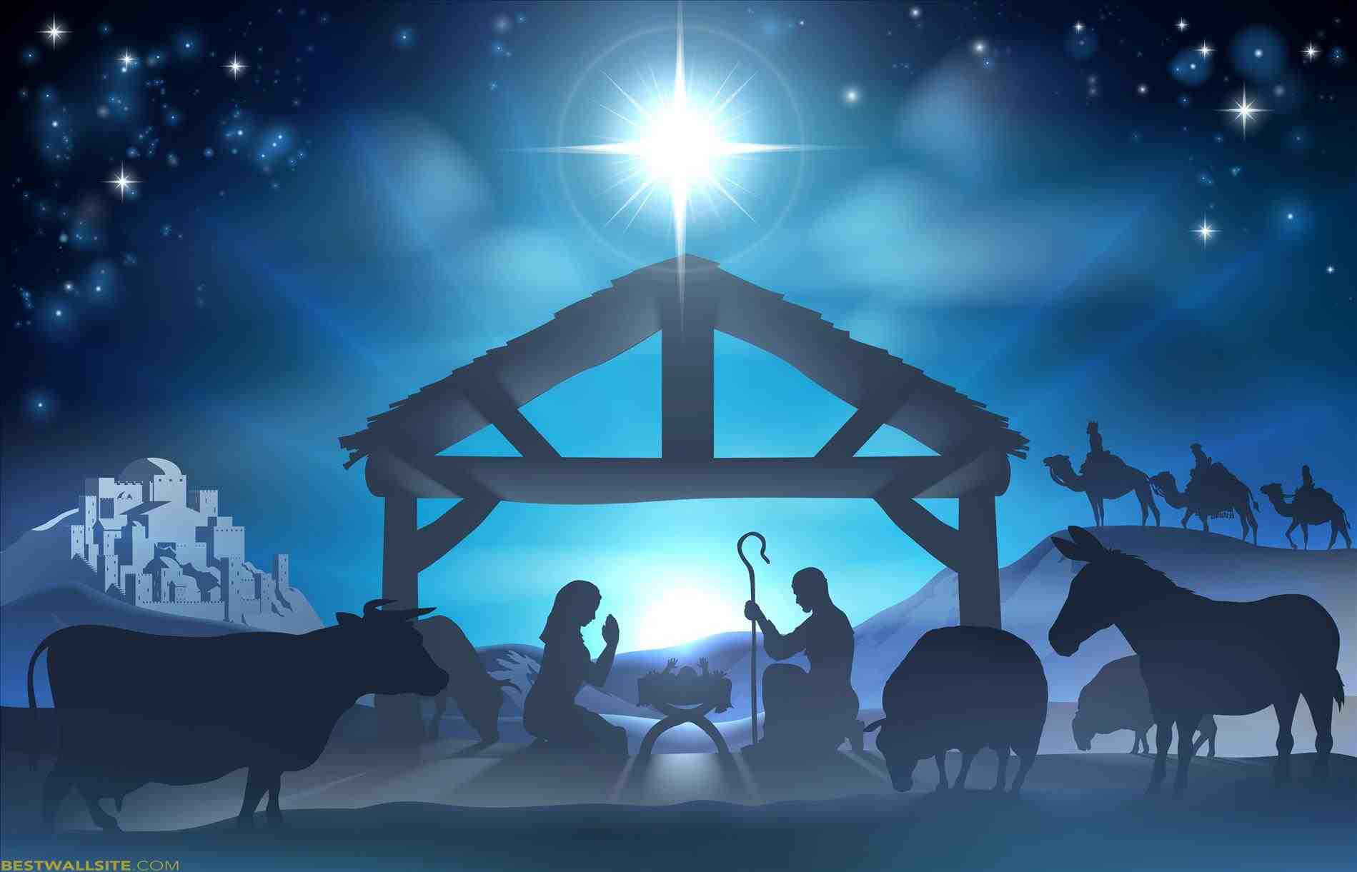 advent christmas manger wallpaper time nativity scene 1899x1221