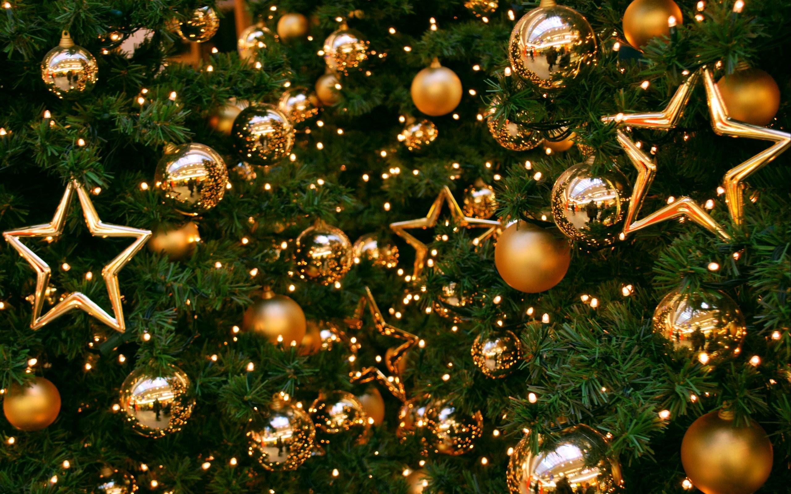 Wonderful Holiday Decorations Wallpaper 6816192 2560x1600