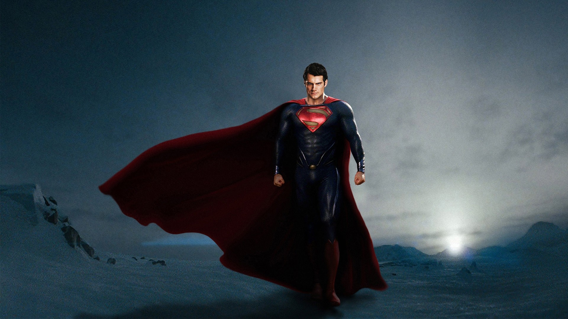 Superman in Man of Steel Wallpapers HD Wallpapers 1920x1080
