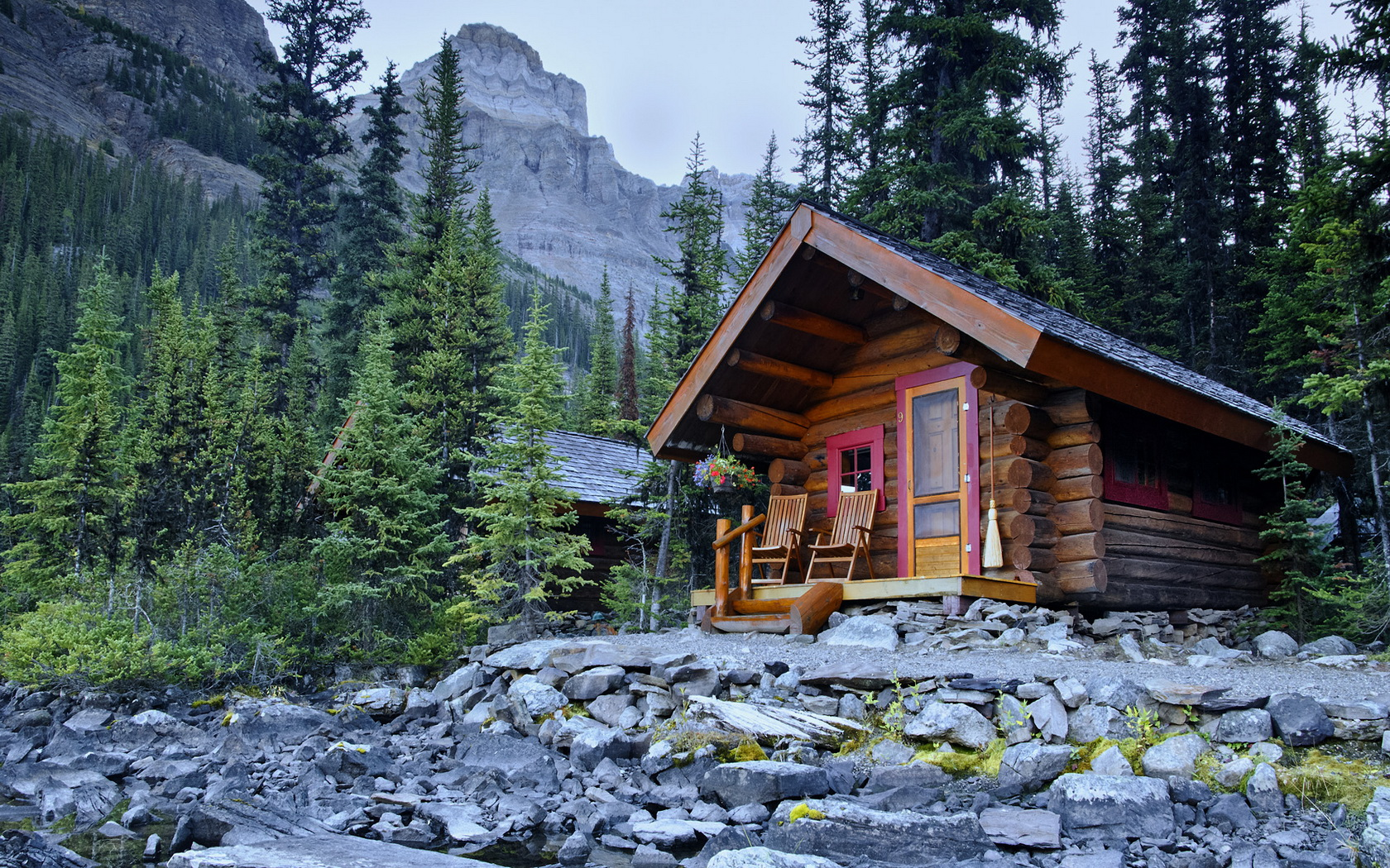 Log cabin in the woods by a lake - Cabin Wallpaper 760116 Cabin Wallpaper 760127 Log Cabin Wallpaper