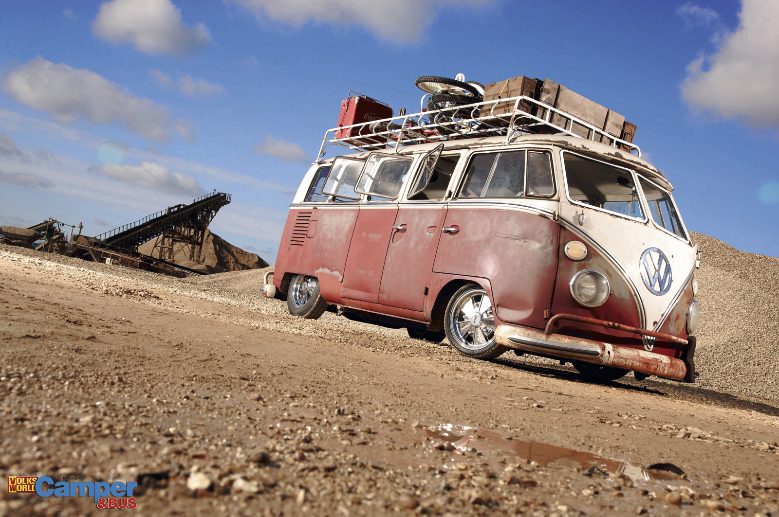 volkswagen buses wallpaper screensavers - photo #11