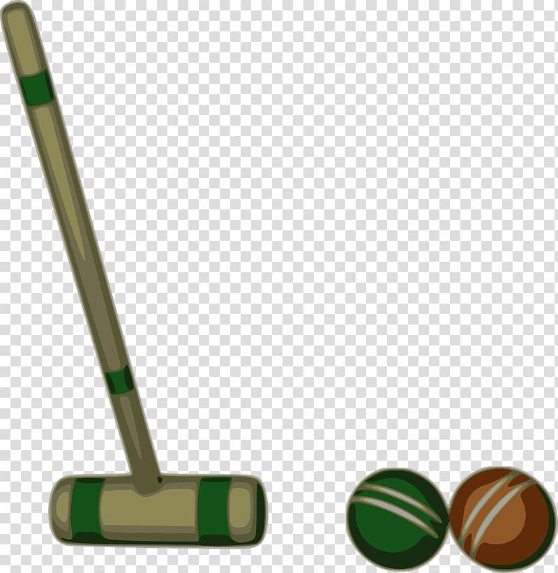Croquet Mallet Ball baseball transparent background PNG clipart 800x821