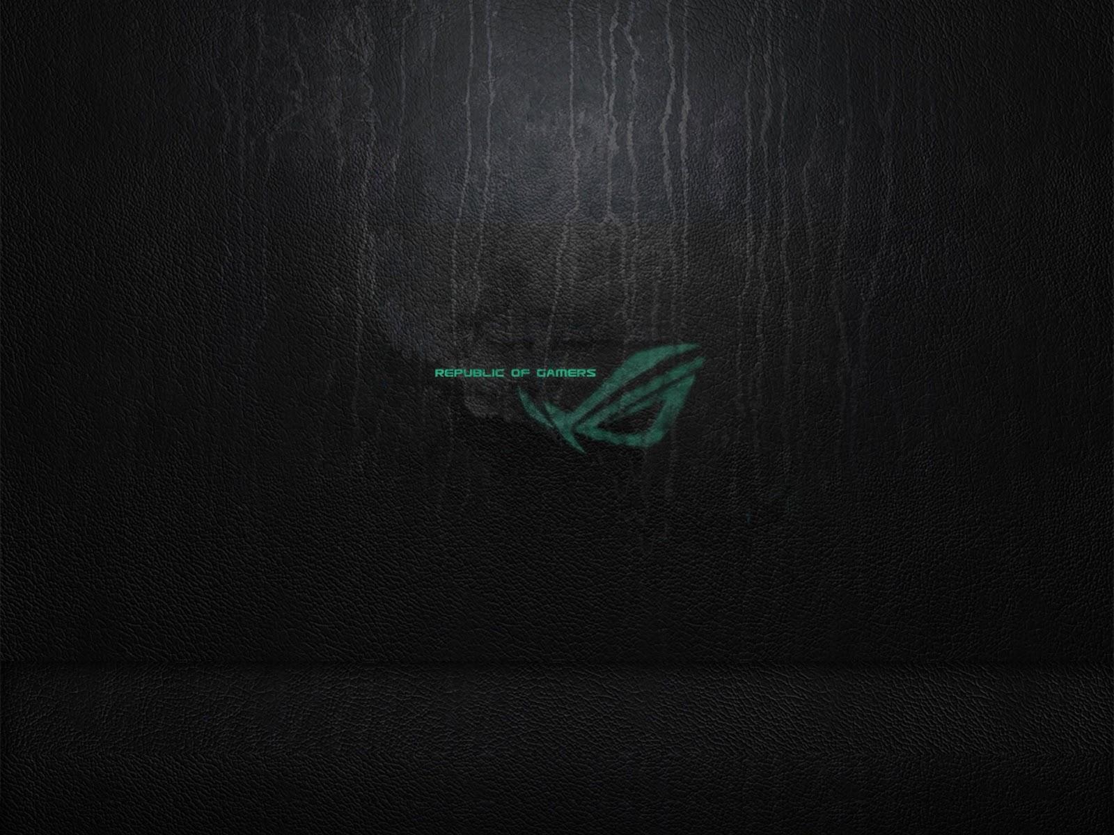 Asus Black Wallpaper: ASUS Gaming Wallpaper HD