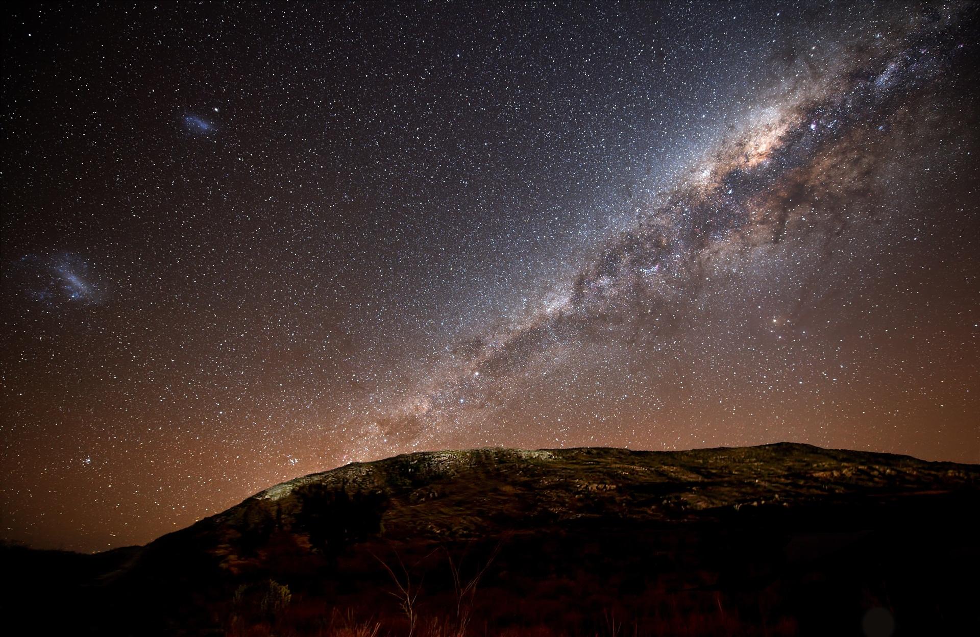 4K wallpaper   Space   stars The Milky Way Galaxy Milky Way galaxy 1920x1248