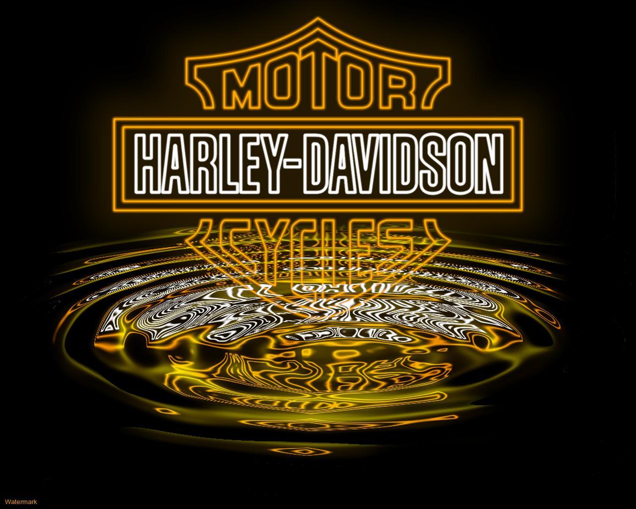 Harley Davidson Logo Wallpaper 6933 Hd Wallpapers in Logos   Imagesci 1280x1024