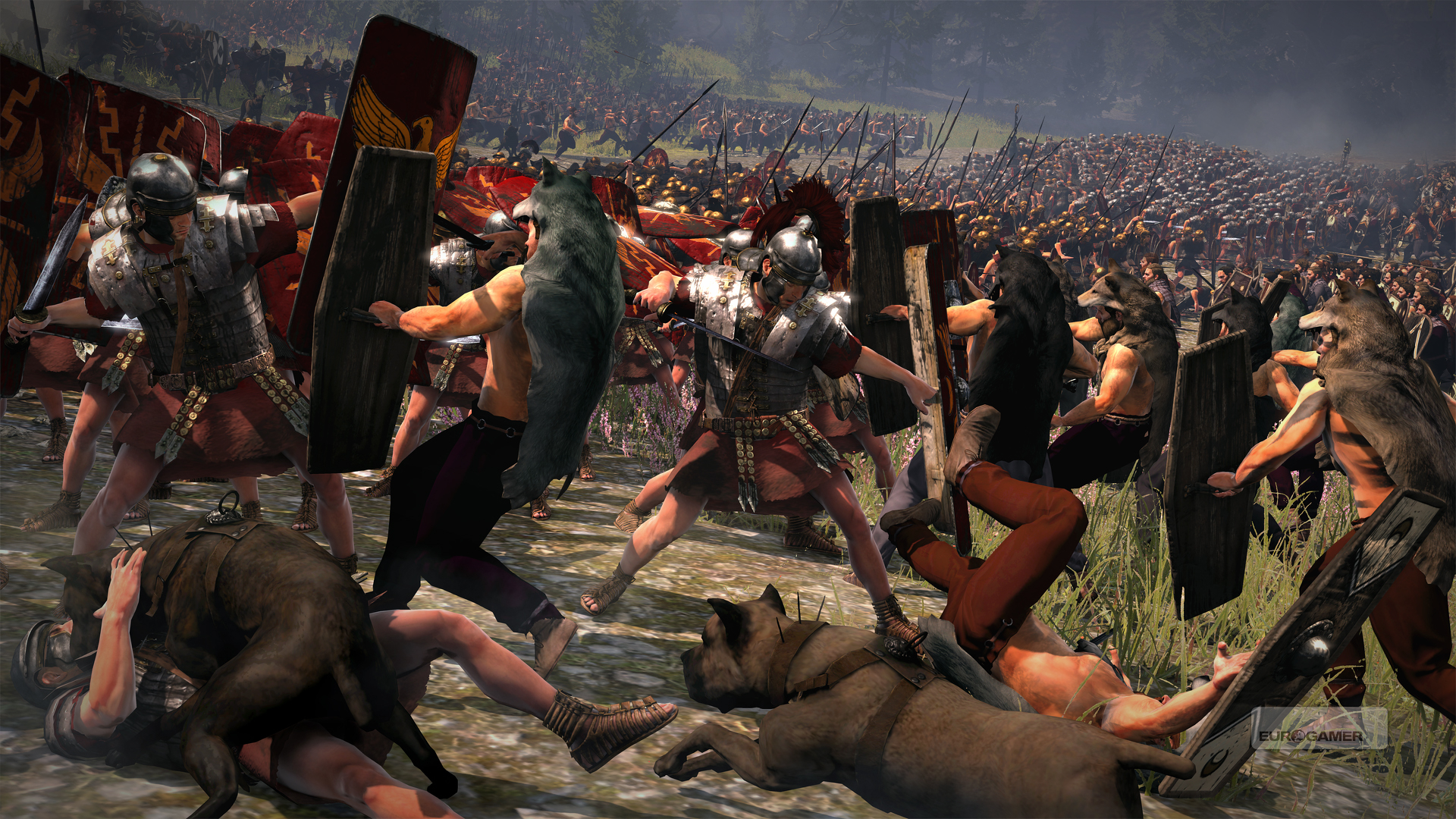 Total War Rome 2 desktop wallpaper 23 of 183 Video Game 1920x1080