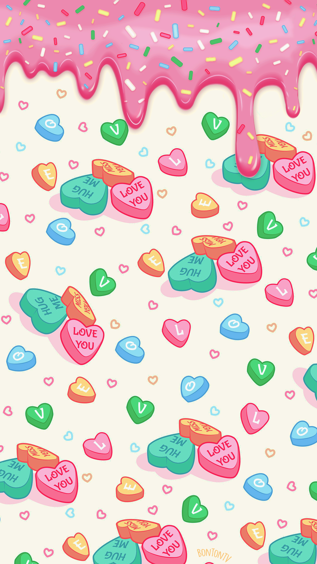 HD Colorful Phone Wallpapers   Candy   by BonTon TV 1080x1920