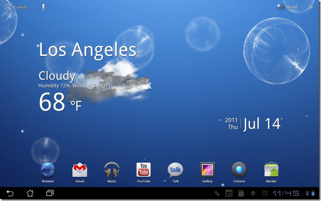Get Live Wallpapers From Galaxy Tab 101 On Your Android Device 644x404