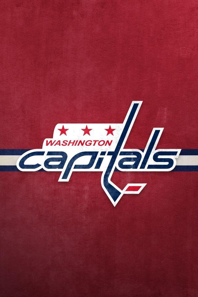 Washington Capitals iPhone Background SPORTS Washington 640x960