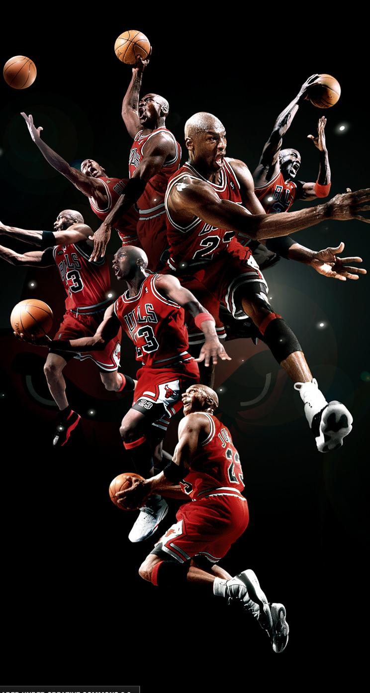 48+ Jordan iPhone Wallpaper HD on WallpaperSafari