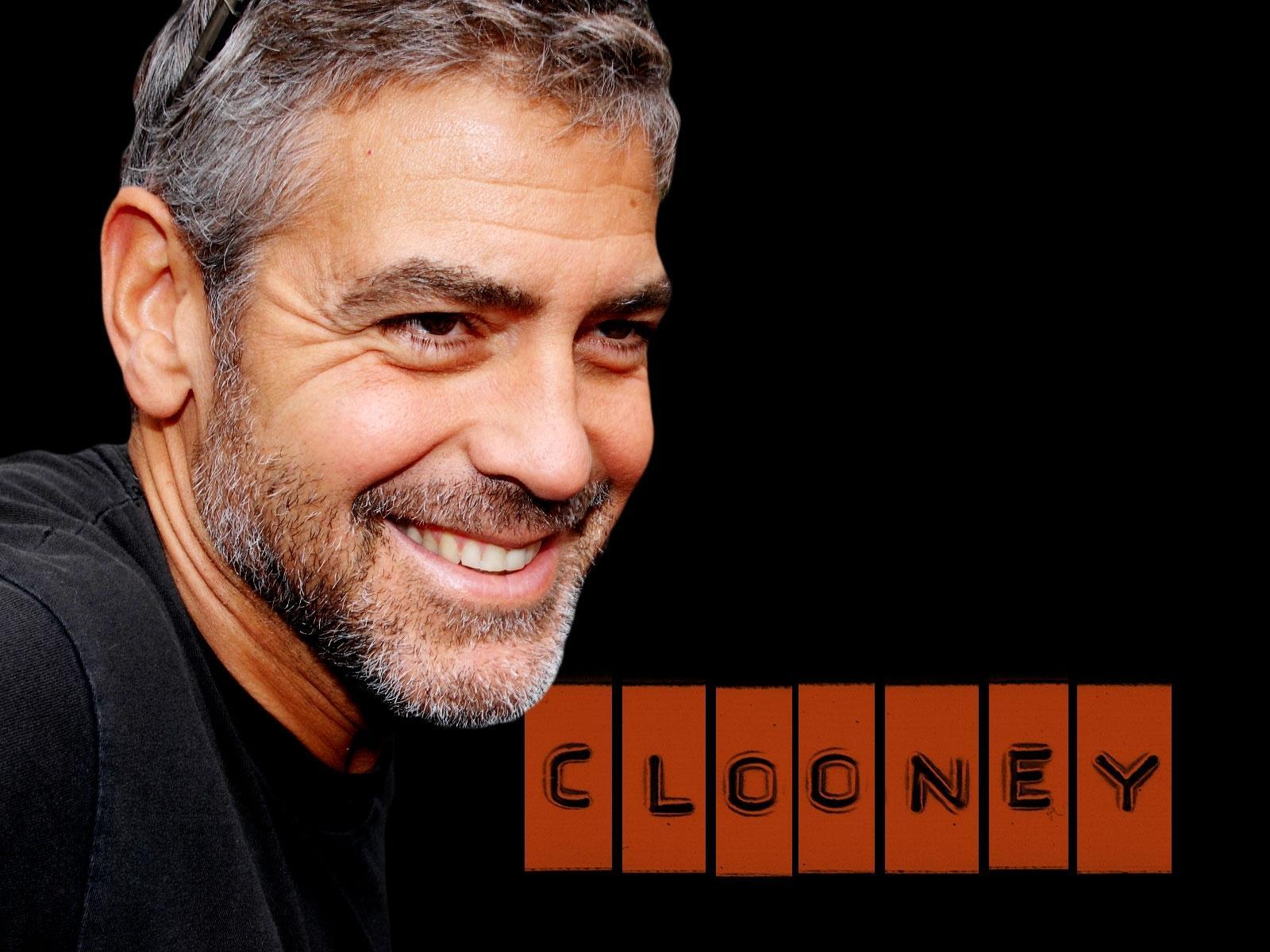 Images George Clooney Celebrities 1600x1200