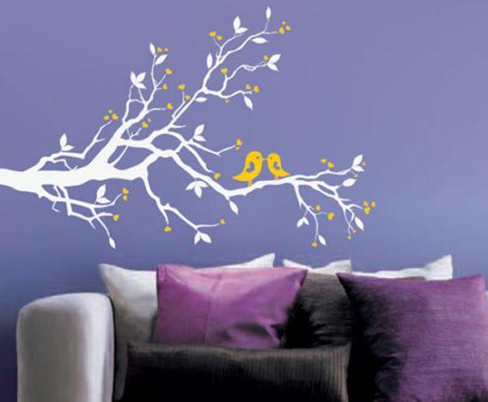 Home wall decoration ideas Modern Desert Homes 550x453