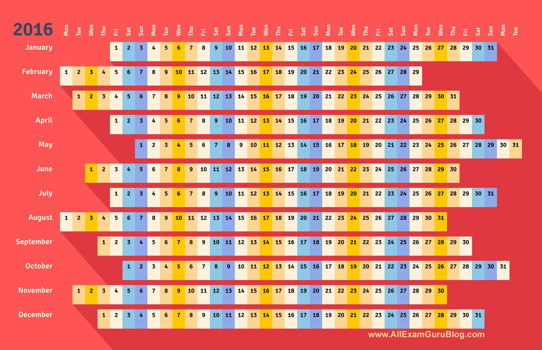 2016 Year Calendar Wallpaper Download 2016 Calendar by Month 1440x931