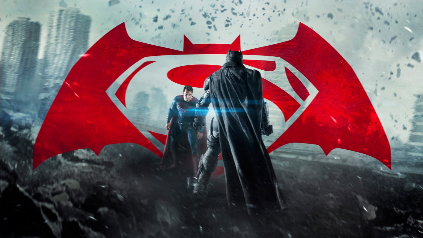 Batman v Superman Dawn of Justice HD Wallpapers HD Wallpapers 1366x768