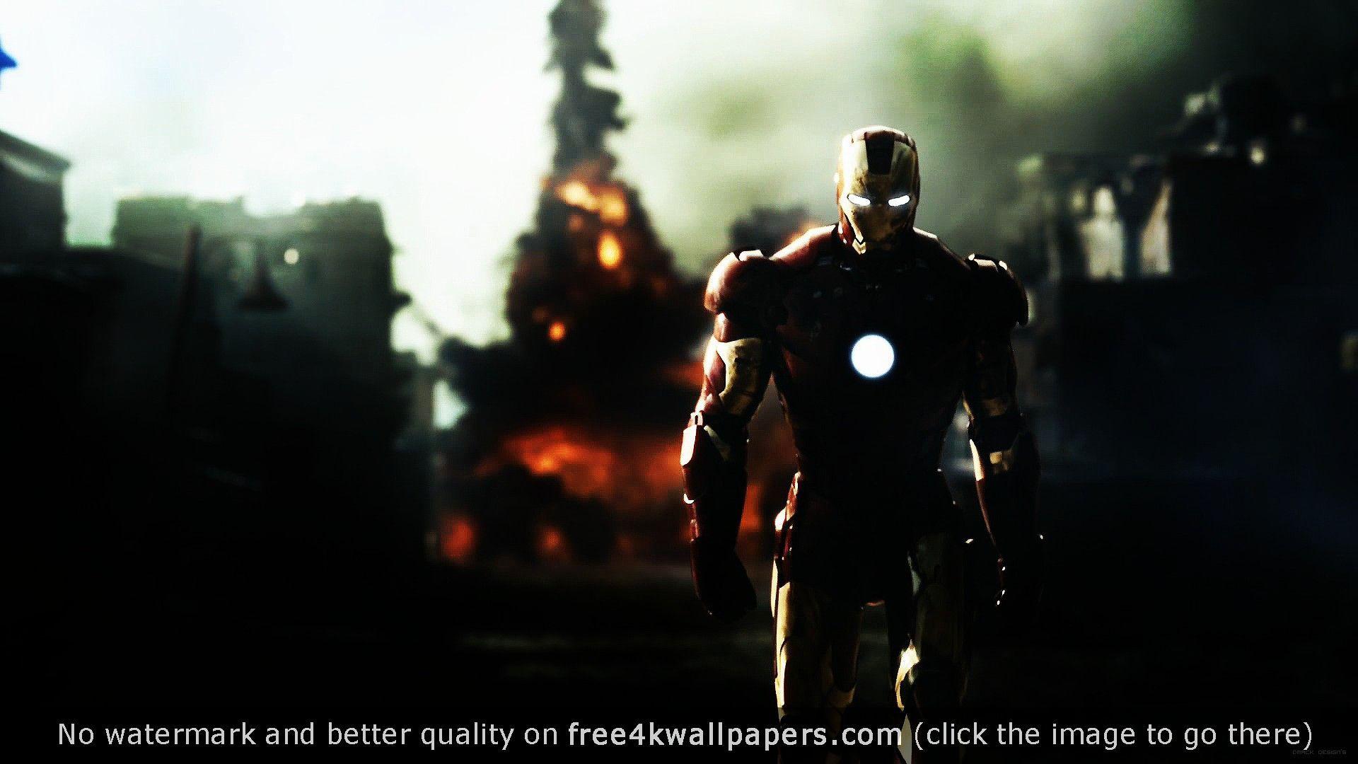 47 Iron Man Wallpaper 4k On Wallpapersafari