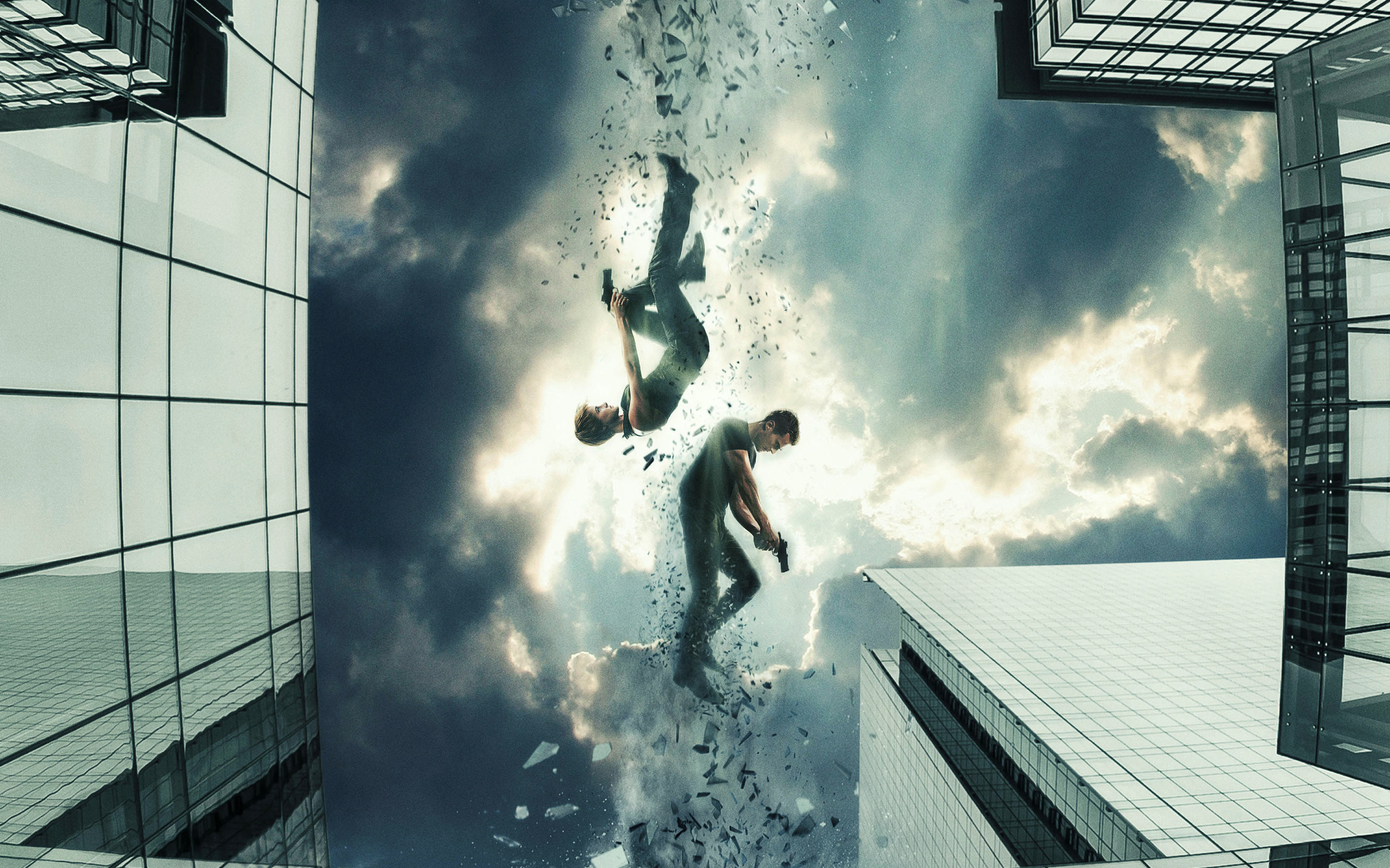 Insurgent 2015 Movie Wallpapers HD Wallpapers 2880x1800