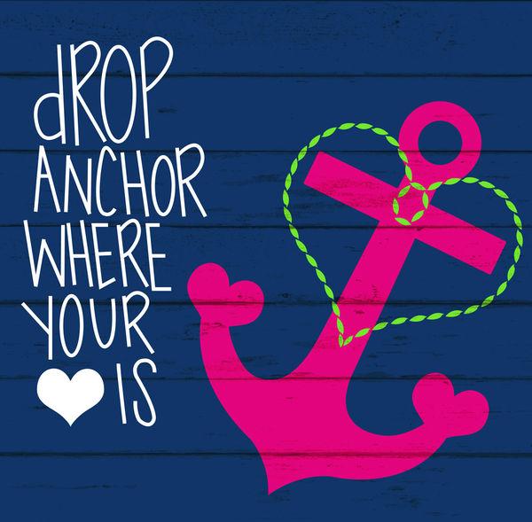 Free download Anchor Wallpaper Drop