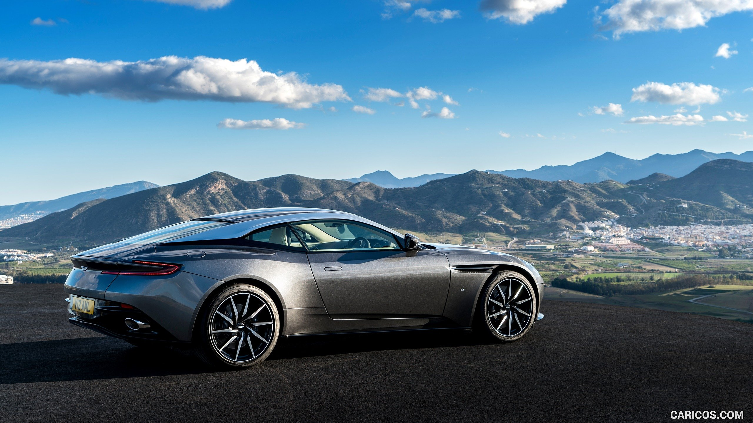 2017 Aston Martin DB11   Side HD Wallpaper 15 2560x1440
