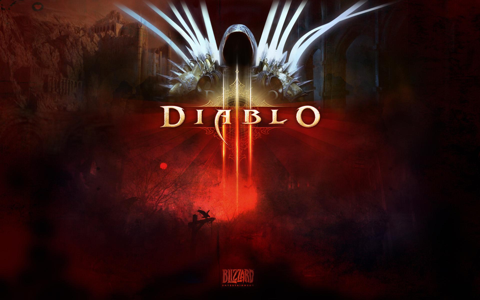 Diablo III background art by nshipp 1920x1200