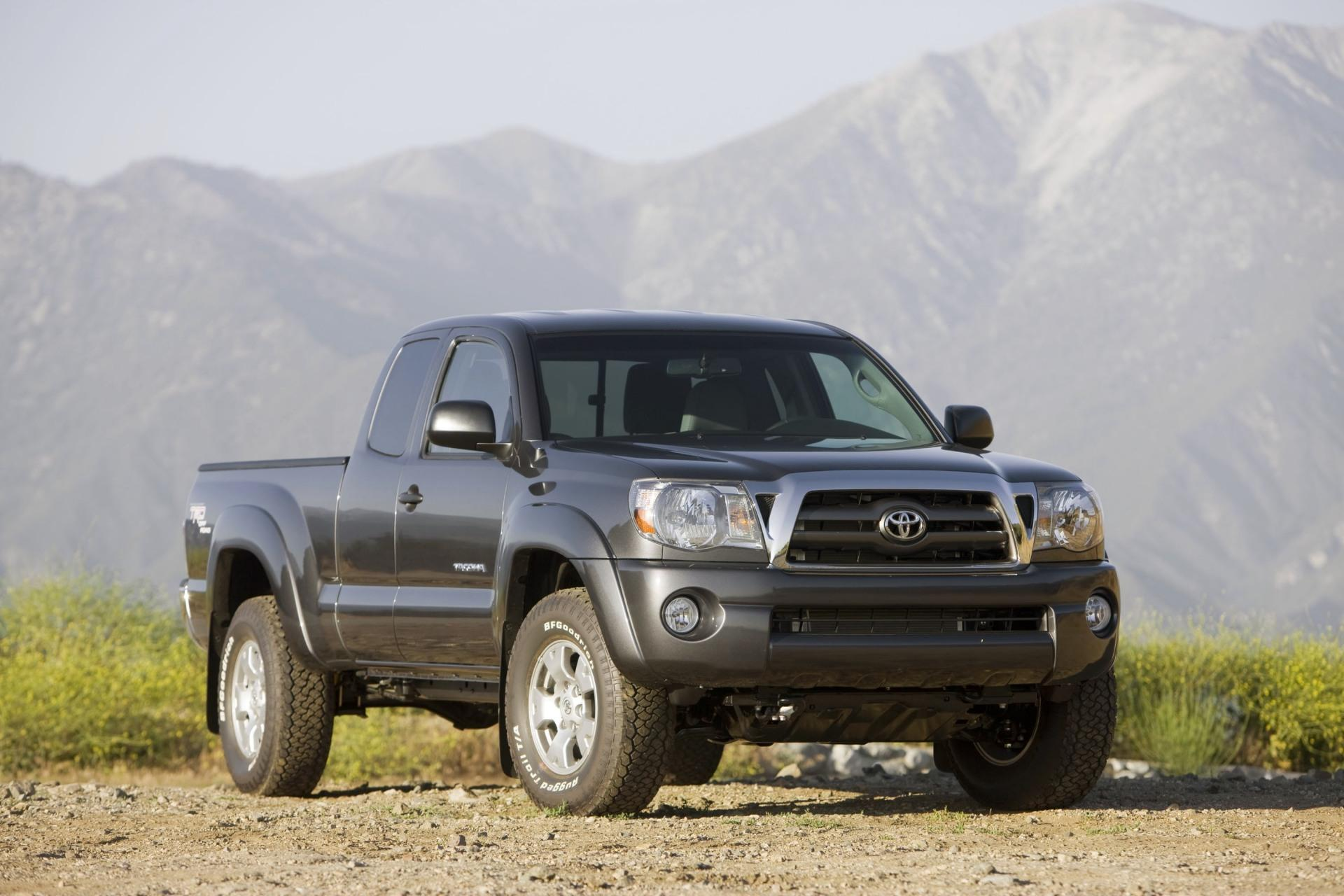 Toyota Tacoma Truck HD Desktop Wallpaper 3748 HD Wallpaper 3D 1920x1280