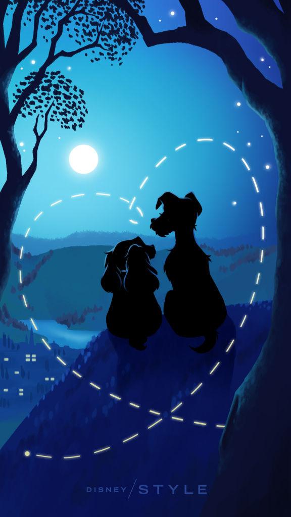 Disney Valentines Day Phone Wallpapers   Disney Photo 39284786 576x1024