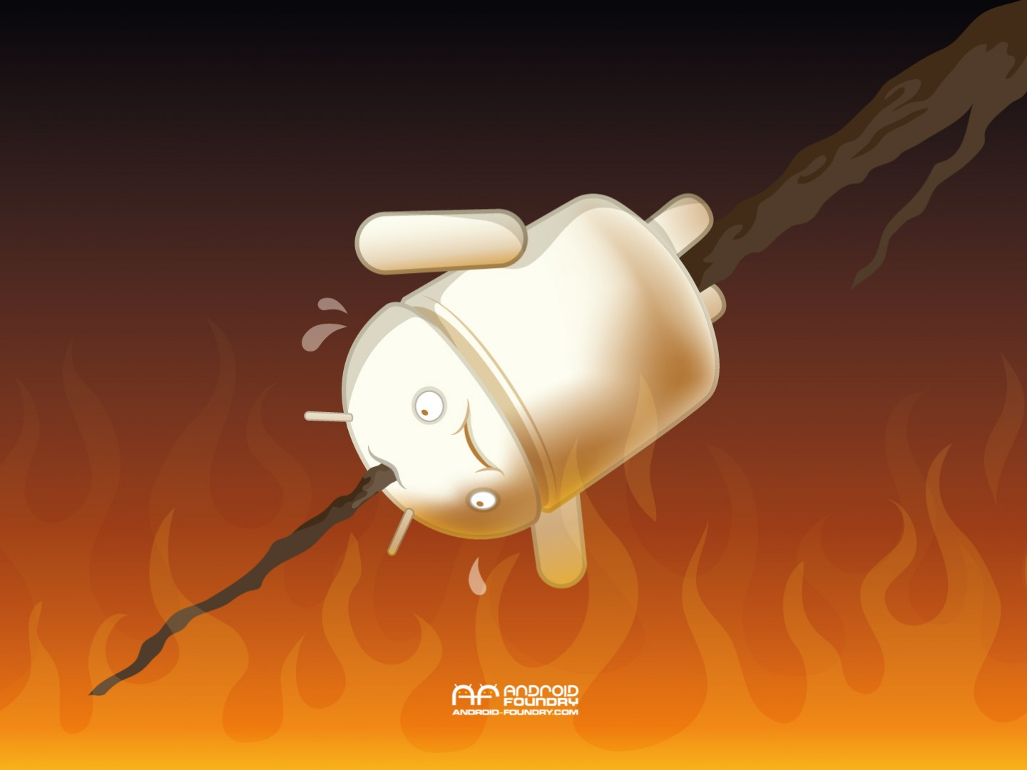 National Marshmallow Toasting Day the Android Way Droid Life 1440x1080
