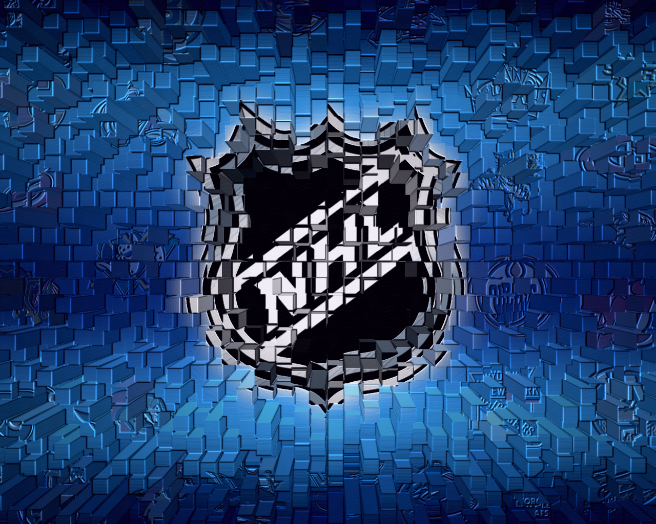 Download wallpaper desktop wallpapers wallpaper NHL 1280x1024