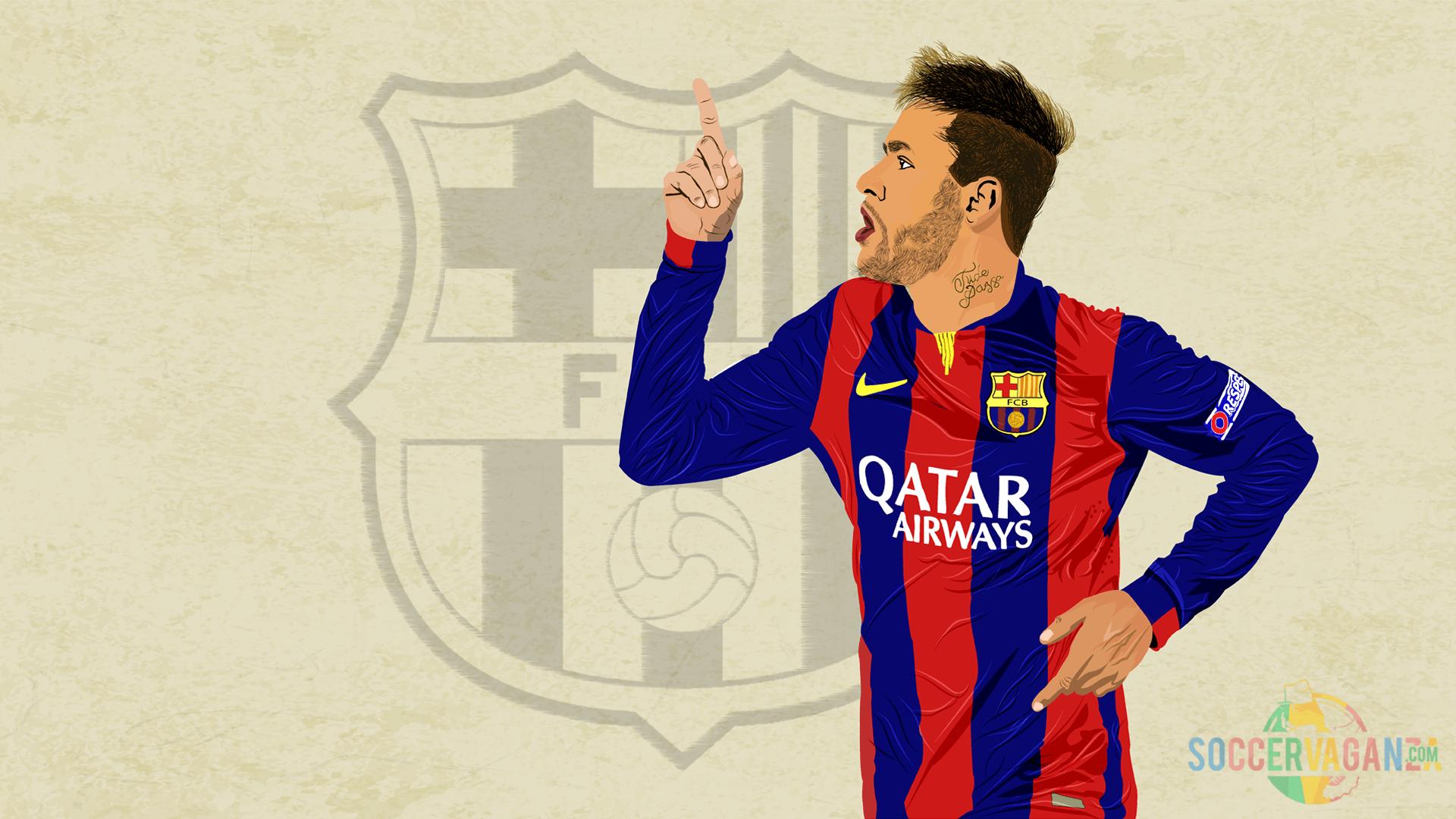 Neymar HD Wallpapers 2016 1920x1080