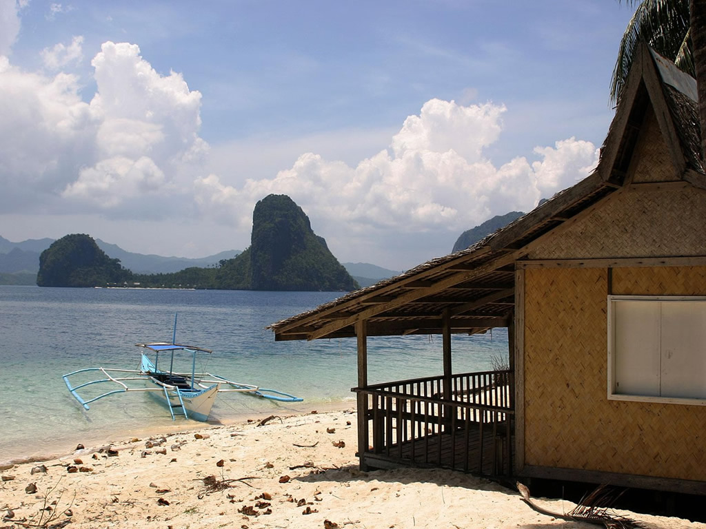 Beach House HD images wallpaper Wallpaper Beach 39900 high quality 1024x768