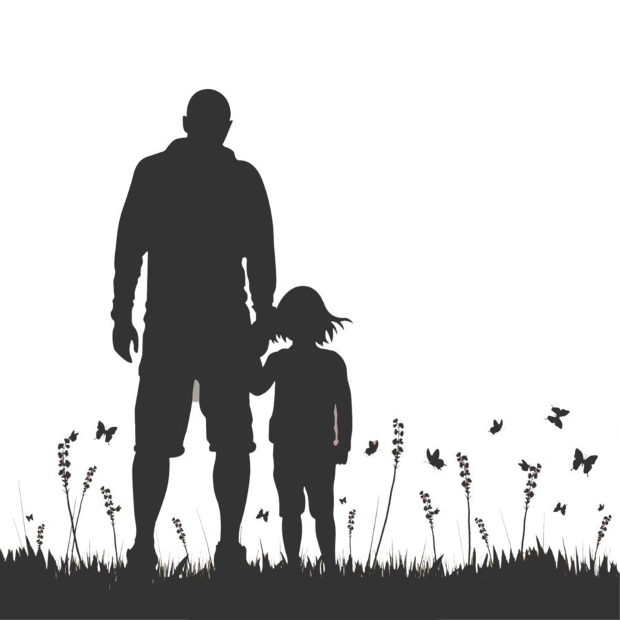 Happy Fathers Day Background clipart   Father Black Man 900x900