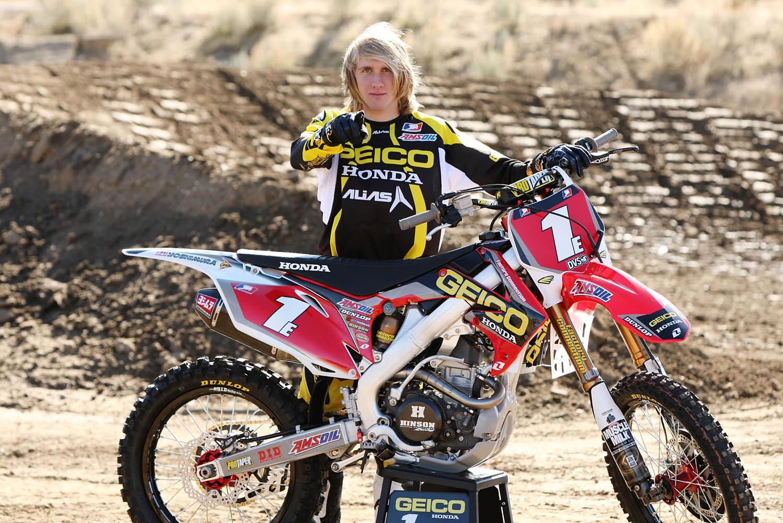 Free download 2013 GEICO Honda MX Team Custom Motocross