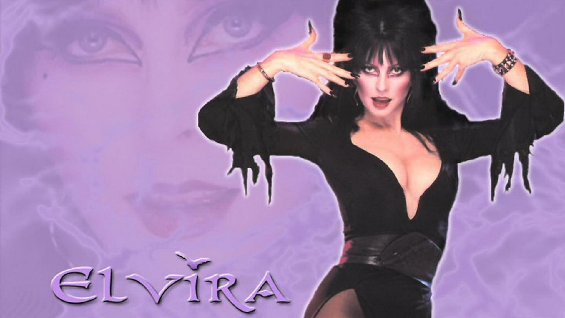 Elvira Mistress Of The Dark Wallpaper 1920x1080