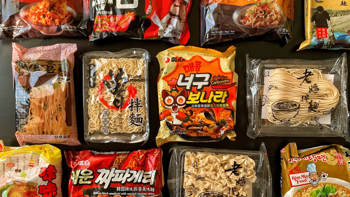 The Ultimate Guide to Cooking with Instant Noodles   Eater 1200x675