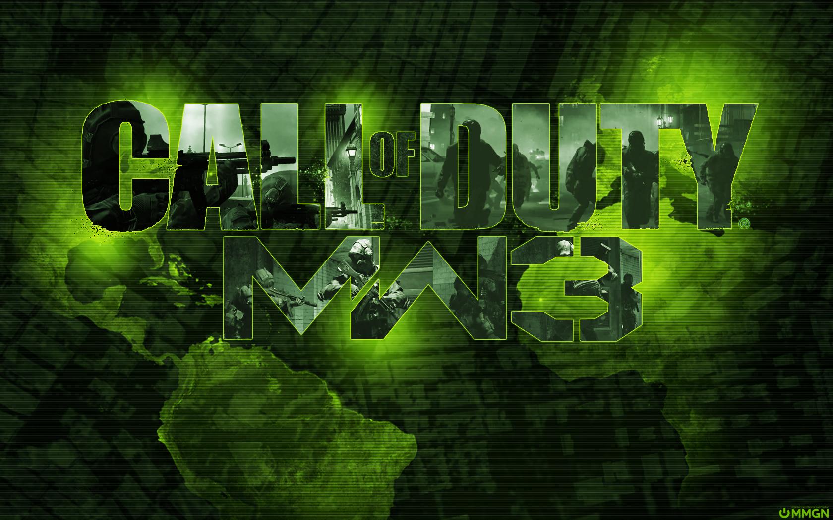 Call of Duty Modern Warfare 3 Wallpapers   MMGN Blogs 1680x1050