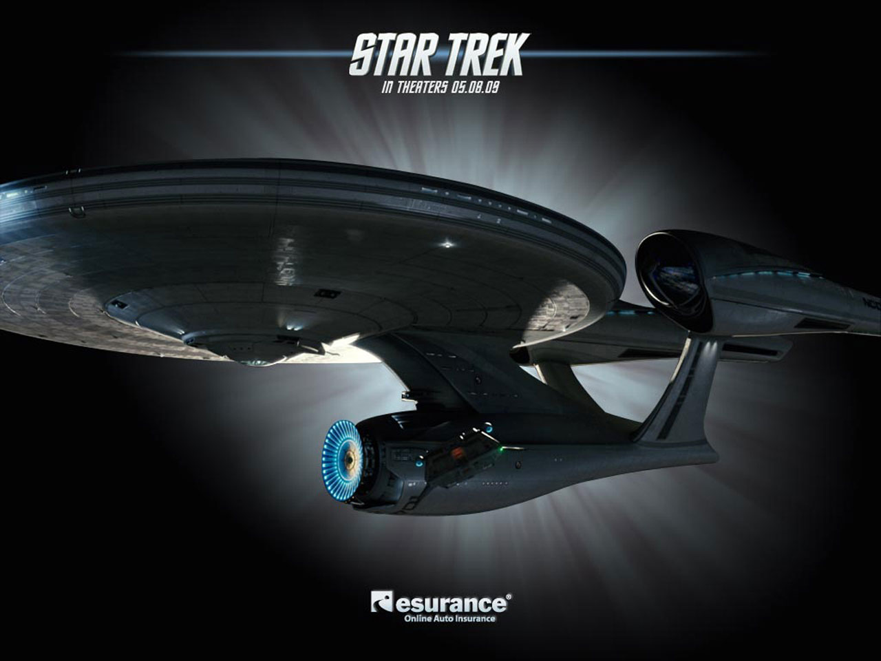Star Trek 2009 Wallpaper 1280x960 star trek 2009 1280x960