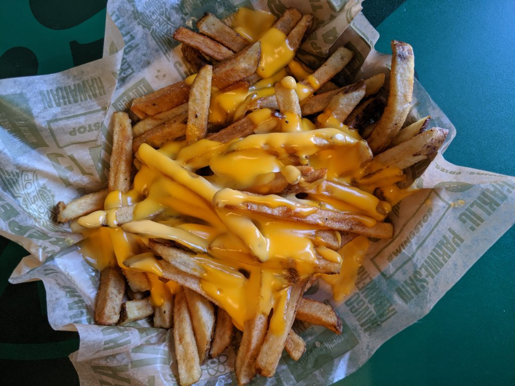 Celebrate National French Fry Day with Wingstop   WINGSIDER 1024x768