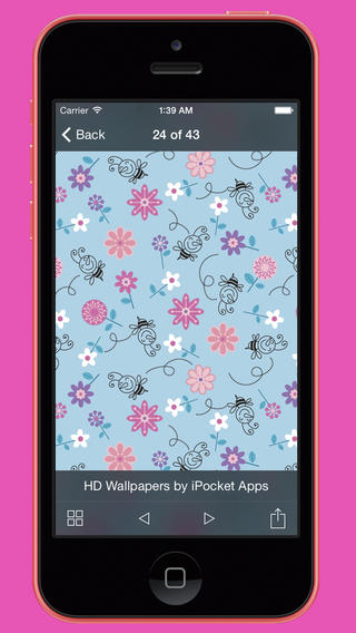 Girly Girls Designed Home Screen Themes Wallpapers on the App Store 320x568