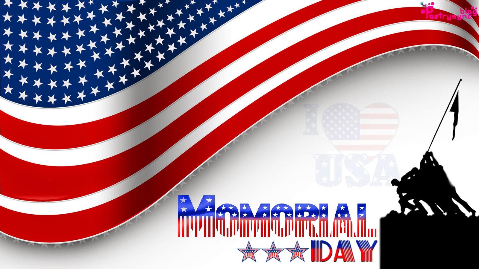 Свежие, открытка американский флаг