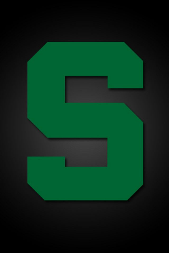 Michigan State Spartans iPhone Wallpaper HD 640x960