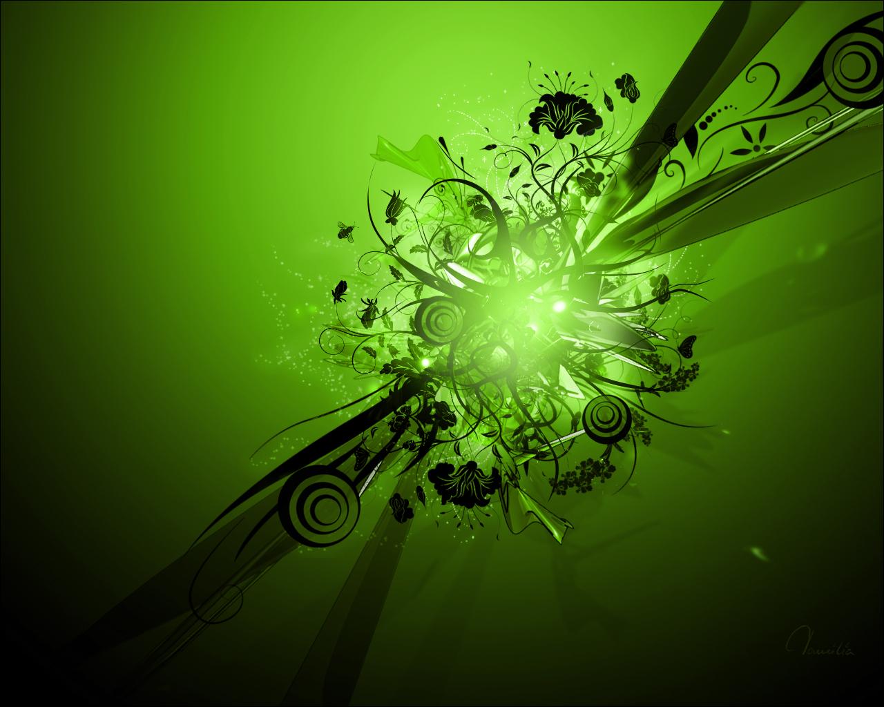 Best Green wallpaper HDComputer Wallpaper Wallpaper Downloads 1280x1024