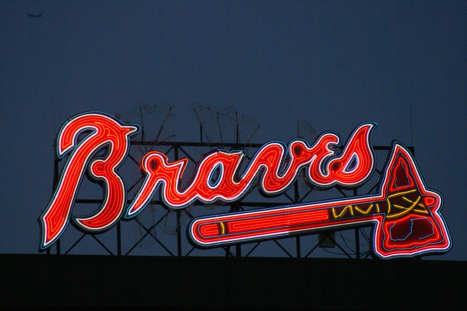Atlanta Braves IPad Wallpaper