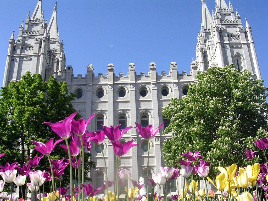 Salt Lake Temple United States Wallpaper   Travel HD Wallpapers 1024x768