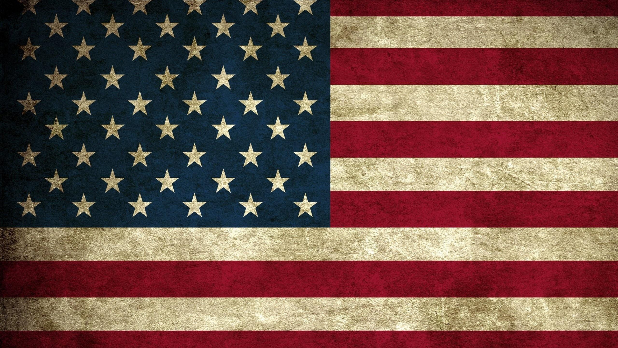 United State Flag Wallpaper Desktop 2560x1440
