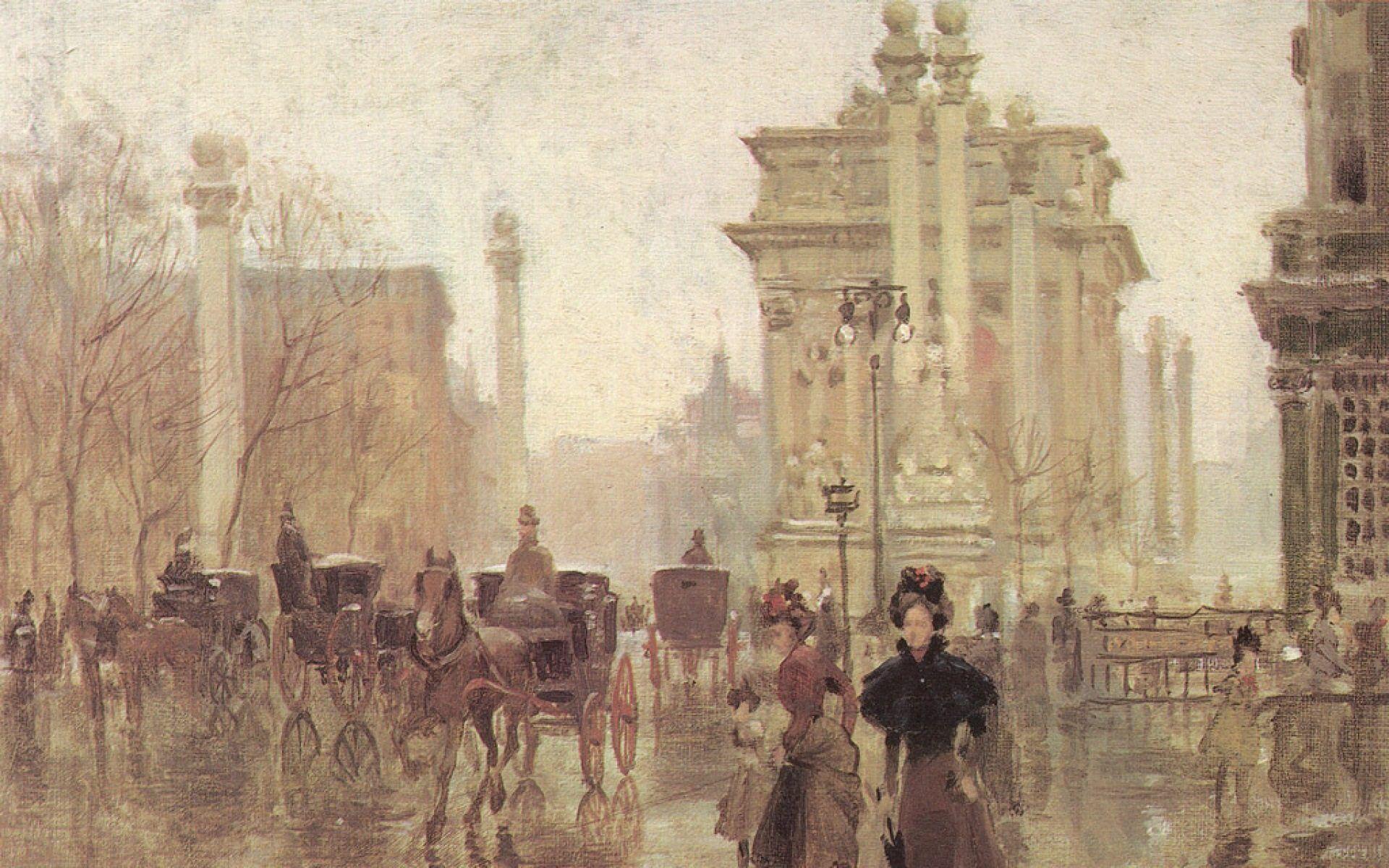 Impressionism Wallpapers 1920x1200