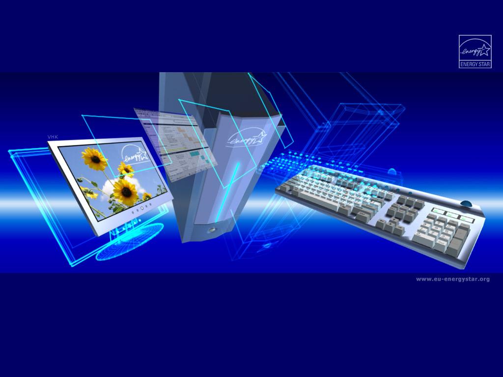 Computer Technology Wallpaper