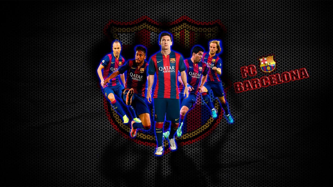 Fondo Escritorio FC Barcelona 1280x720