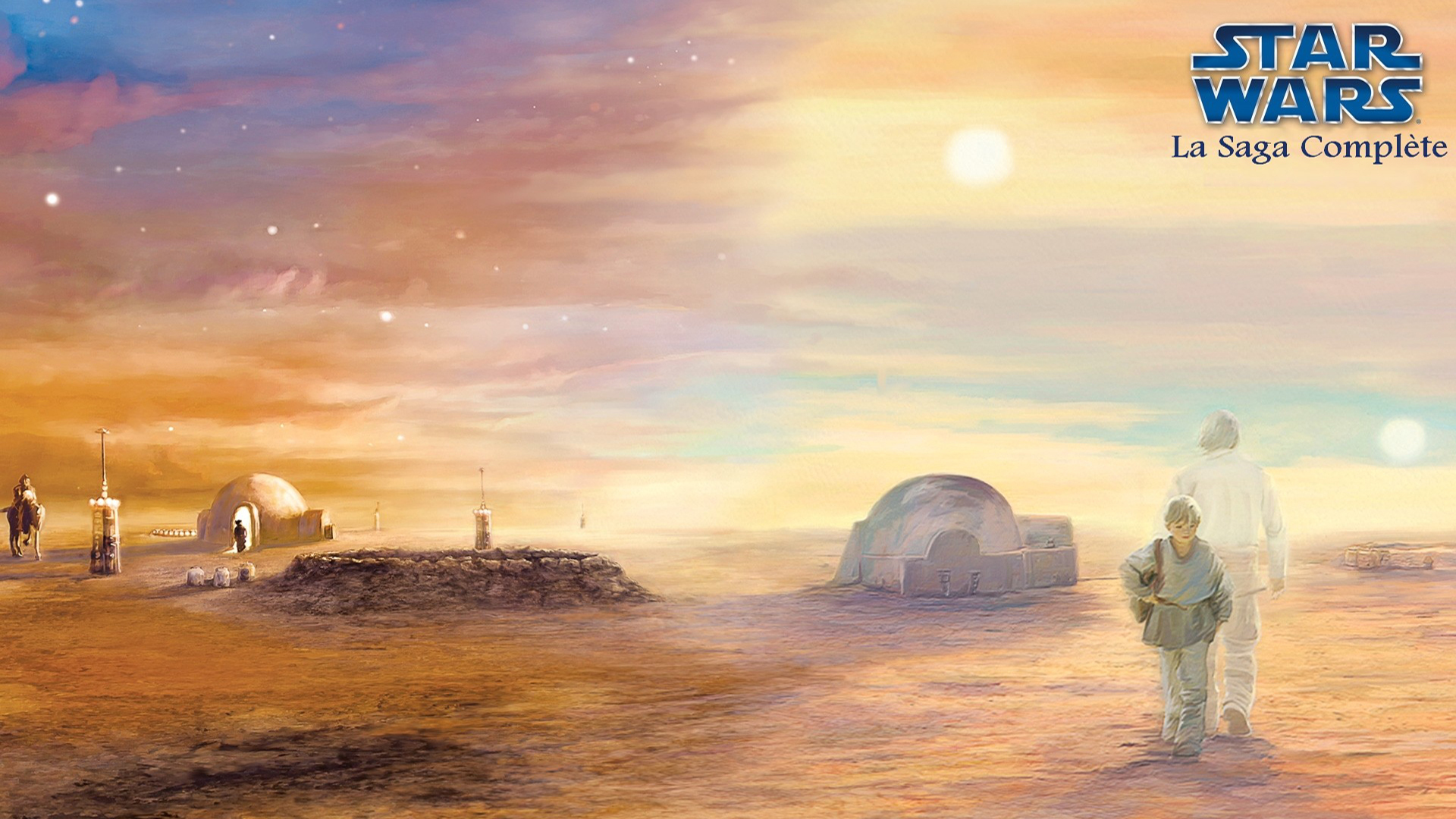 Enjoy our wallpaper of the month Tatooine Planet wallpapers 1920x1080