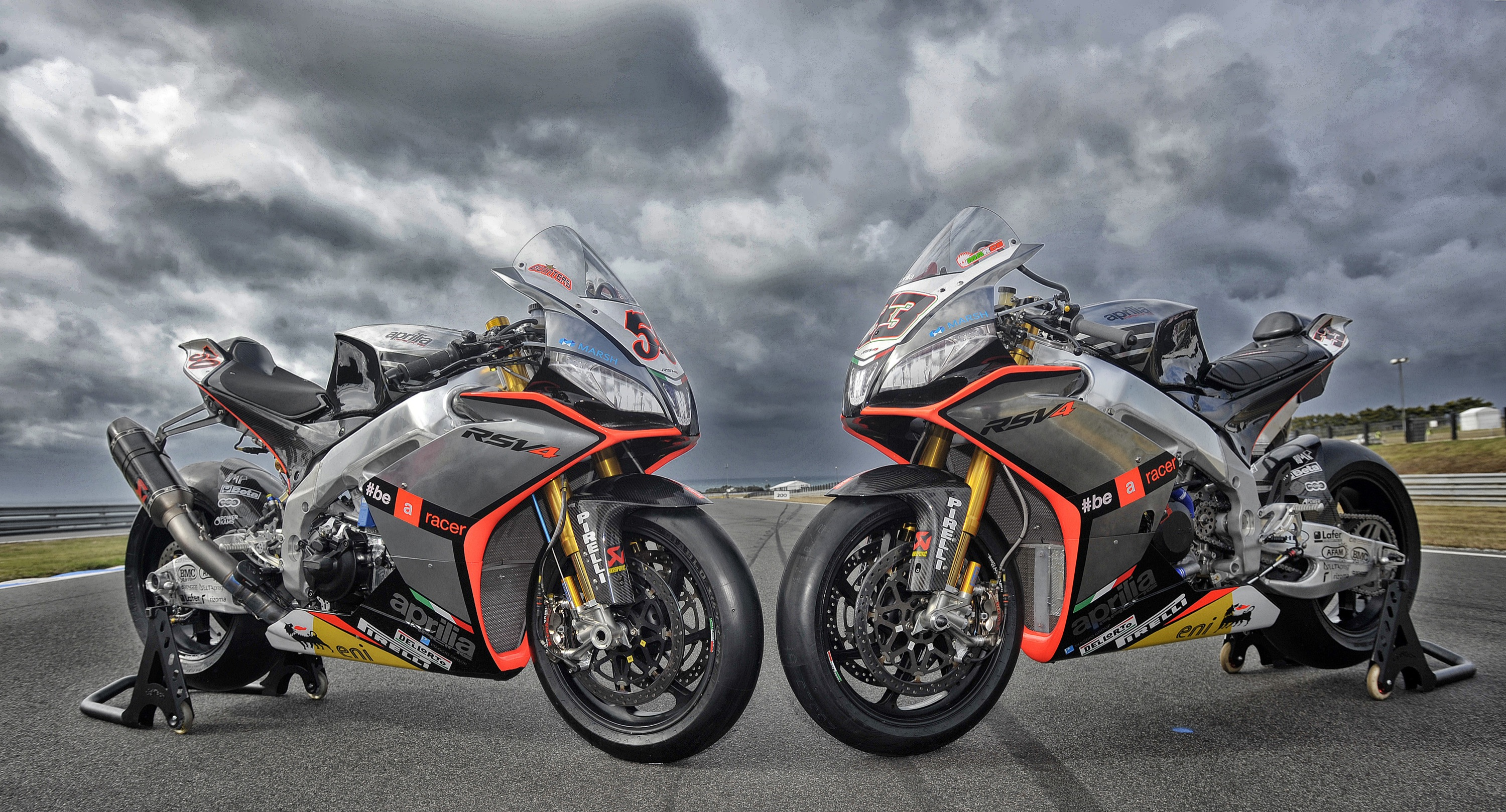 Aprilia RSV4 Wallpapers and Background Images   stmednet 3000x1618